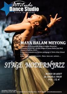 Maya stage